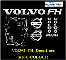 Volvo FH truck decal MEGA PACK graphics stickers ANY COLOUR