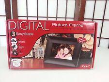 Smart Parts Digital Photo Frames 6 99 In Display Ebay