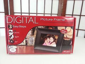Brand new SmartParts SP70EW 7-Inch Digital Frame Smart Parts Opti Pix