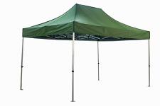 GREADEN Pro Tente Pliante Verte 3x4,5 SUPER Barnum Pliable Jardin Réception +Sac