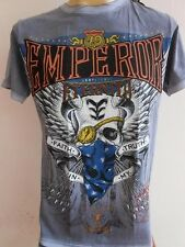 Emperor Eternity One eyed Handkerchief Mask Skull Bandit Men T shirt M EE20-eyed