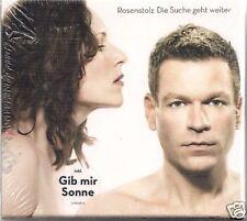 CD Rosenstolz `Die Suche geht weiter` Digi Schuber Neu/OVP