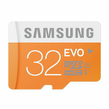 Samsung 32GB MicroSD Mobile Phone & PDA Memory Cards