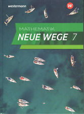 Neue Wege 7 - Schulbuch Mathematik Klasse 7 Gymnasium - Westermann NEU