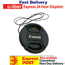 58mm Camera Snap-on Front Lens Cap cover For Canon 650D 600D 1100D 550D AU Stock