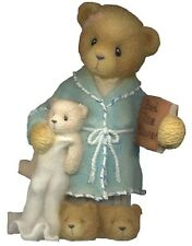 CHERISHED TEDDIES  JUDE - Ready For Bed - 2000 - Long Retired