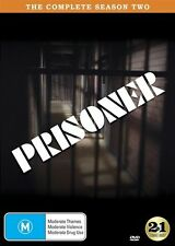 Prisoner: Cell Block H - Season 2 (DVD, 2017, 21-Disc Set) (Region 4) Aussie