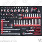 KS Tools BBA 1/4+3/8 + 1/2 INSIEME Zoccolo 80tlg 1/1 systemeinlage 781.0080