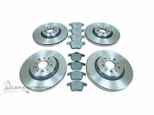 VOLVO XC 90 XC90 2.4 D5 2.5 2.9 T6 3.2 MINTEX FRONT AND REAR BRAKE DISCS & PADS