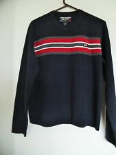 Abercrombie & Fitch Men's Crew Neck Sweater Pullover Sweatshirt Sz M