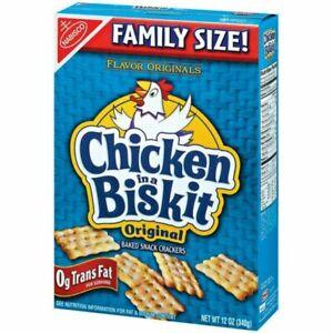 """Huhn IN Kekse Original """" Familie Größe CM 355ml"""