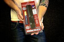 Pocket-strings Portable Guitar Practice Tool 6 Fret String Black Silent New
