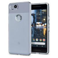 Spigen® Google Pixel 2 [Liquid Crystal] Slim Protection Premium Clarity TPU Case