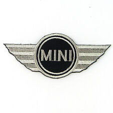 MINI COOPER Logo Embroidered Iron On Patch #PMC011