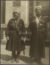 Immigrant Ellis Island USA 1906 Russian Cossacks 6x5 Inch Reprint Photo