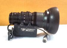 Fuji Fujinon AT Aspheric 16x TV Zoom Lens, 1:1.4/6.7-107mm S16X6.7BMD-D18 LENS