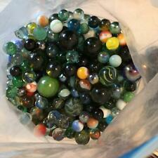 Large Bag of Various Glass Marbles Approx. 3.380 kg in Weight #453