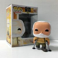 Walking Dead CARL DARYL MICHONNE CAROL HERSHEL NEGAN Action Figure Keyring b F01