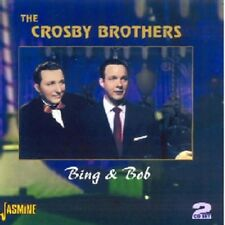 THE CROSBY BROTHERS - BING & BOB 2 CD NEUF