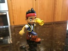 Disney Jake and the Neverland Pirates Jake w/ Spyglass PVC Action Figure 2.5""