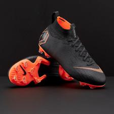 c3505daa1478 UK 5.5 Nike JR Mercurial Superfly VI 6 ELITE FG Boys Kids Football Boots  RRP£