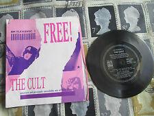"The Cult – Interview / Wild Flower Record Mirror – RM 7"" Vinyl Flexi Disc"
