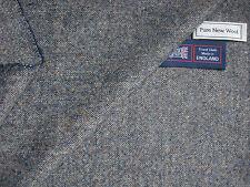 100% Puro Nuova Lana Donegal Tweed Tessuto – fatta a Huddersfield Inghilterra - 1.98 M.