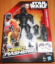 STAR WARS FIGURINE FIGURE SHADOW TROOPER HERO MASHERS / DISNEY / HASBRO