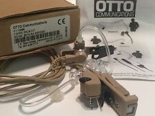 Otto V1-10688 Covert Palm microphone & écouteur Sepura fbe3f