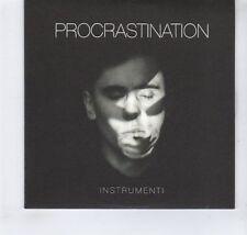 (GR279) Procrastination, Instrumenti - 2013 DJ CD