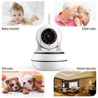 WiFi Wireless Home Security Camera HD 960P Pan Tilt Night Vision Audio IP Webcam