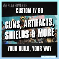 Borderlands 3 - Any Custom Guns, Weapons, Shields, Artifacts, etc  - Xbox/PS4/PC