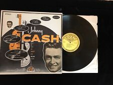 Johnny Cash - With His Hot And Blue Guitar LP | Sun LP-1220 | 1961 | NM-