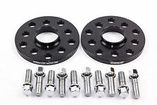 12mm Hubcentric Spacers for Audi TT, S3, A3 with RADIUS BOLTS 5x100 and 5x112
