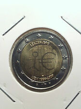 2 EURO LUXEMBOURG 2009 EMU COMMEMORATIVE NEUVE