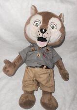 "Great Wolf Lodge Wiley Wolf Fiesta Plush Stuffed Animal Clothes Skin 16"" Toy"