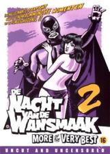 The Night of Bad Taste Vol. 2 NEW PAL Cult DVD Dutch
