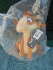 """Lupe the Goat Stuffed Animal Plush Toy 8"""" Ferdinand Movie Promo Still in the Bag"""