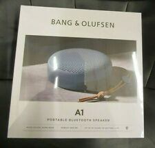 Bang & Olufsen BeoPlay A1 Sky Portable Wireless Bluetooth Speaker Blue