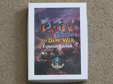 Tiny epic Defenders-The Dark War-Expansion Rulebook-Gamelyn Games