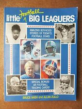 1990 Little FB Big Leaguers COMP 45 card set Aikman Elway Young Dan Marino Simms