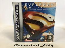 SUPERMAN RETURNS - NINTENDO GAME BOY ADVANCE GBA - VIDEOGIOCO NUOVO SIGILLATO