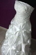 Markenlose Brautkleider mit 36 Größe