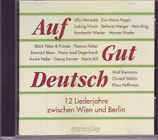 STEREOPLAY - Special CD 71 - Auf Gut Deutsch - rare audiophile CD 1992