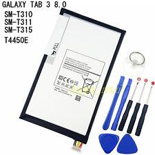 """Batterie T4450E Pour Samsung Galaxy Tab 3 8.0 8"""" SM-T310 SM-T311 SM-T315 T3110"""