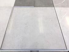 Concrete Stone White Lappato Porcelain Floor Wall Tiles 300x600, 600x600mm