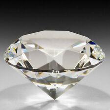 Dekosteine klar Kristal Strass Diamanten 40mm Tischdeko Hochzeit Deko Streuteile