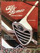 Alfa Romeo: Owner's Bible maintenance book