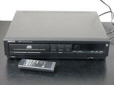 Vintage PHILIPS CD Player CD781 + remote