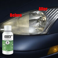 20/50ml Car Refurbished Agent HGKJ Car Lamp Renovation Care Maintenance Cleaner